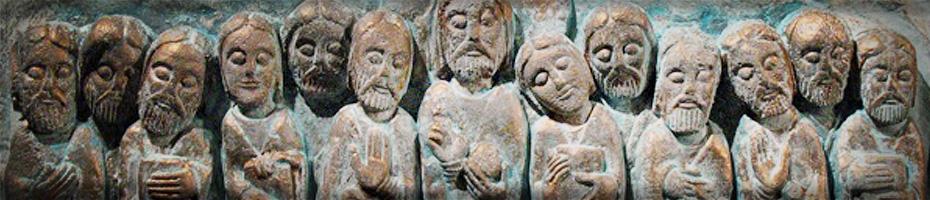Jesus With Disciples