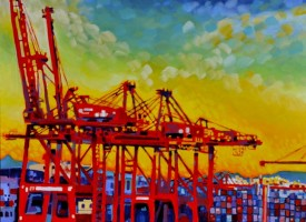 East End Cranes