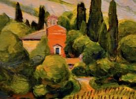 San Gimignano Sojourn Series 1